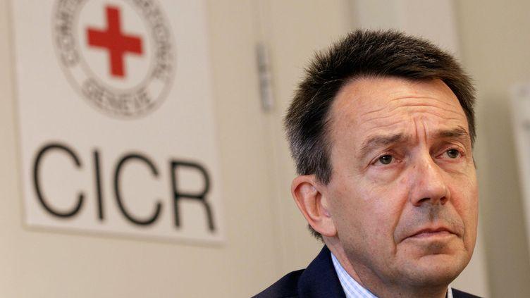 (Peter Maurer, le président du CICR, tire la sonnette d'alarme © REUTERS/Denis Balibouse)