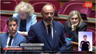 Questions d'actualité au gouvernement (17/06) (Public Sénat)