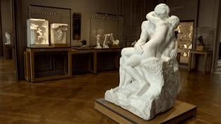 L'une des 18 salles du musée Rodin  (Capture d'image France3/Culturebox)