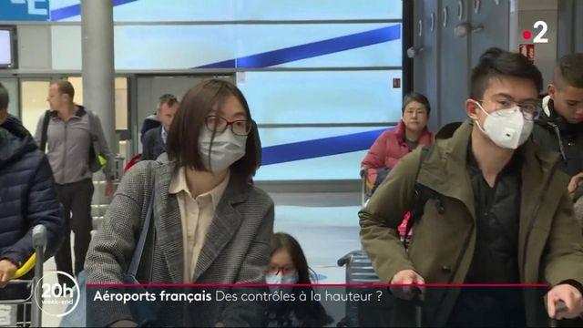 Coronavirus : des contrôles à la hauteur dans les aéroports français ?