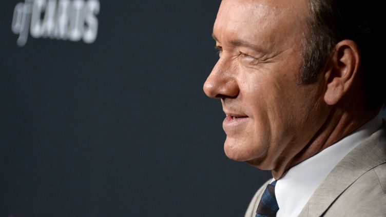 Kevin Spacey le 4 novembre 2017  (KEVIN WINTER / GETTY IMAGES NORTH AMERICA / AFP)