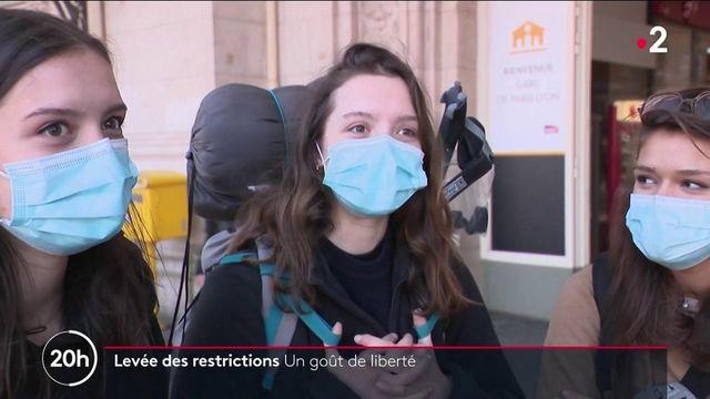 Déconfinement : un vent de liberté depuis la levée des restrictions de déplacement