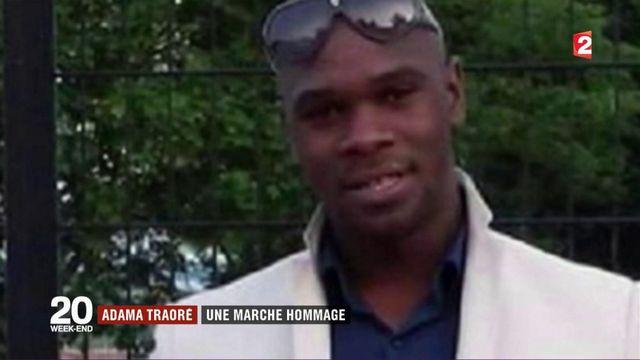 Adama Traoré : une marche hommage