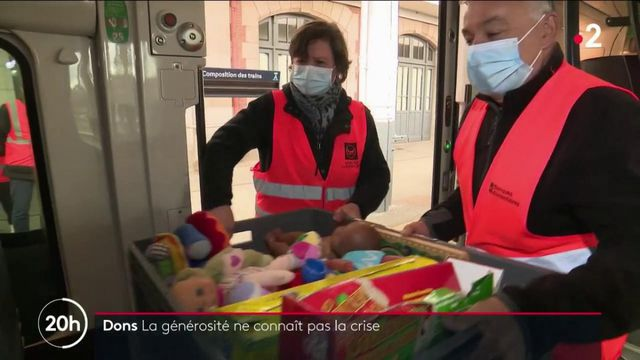 Solidarité : les Français donnent plus aux associations en cette période de crise