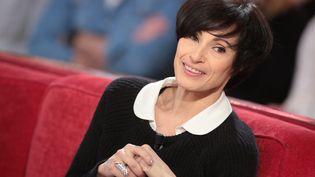 La danseuse et chorégraphe Marie-Claude Pietragalla. (FREDERIC DUGIT / MAXPPP)