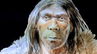 """""""Neandertal l'européen""""  (Musée de Quinson)"""