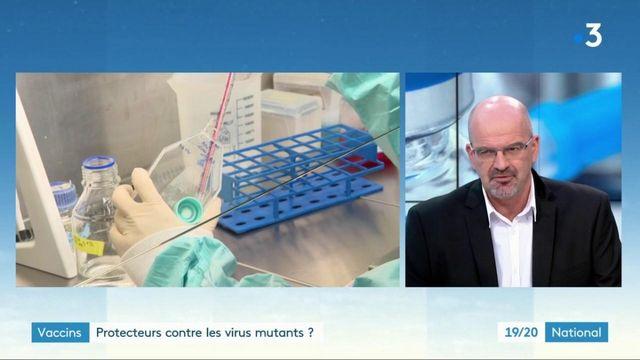 Covid-19 : le vaccin est-il efficace sur les différents variants ?