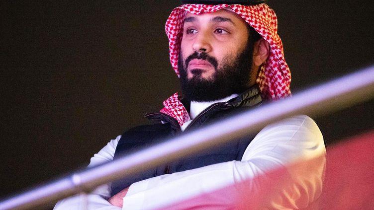 Le prince héritier saoudien Mohamed Ben Salmane, le 7 décembre 2019. (AFP PHOTO / SAUDI ROYAL PALACE / BANDAR AL-JALOUD)