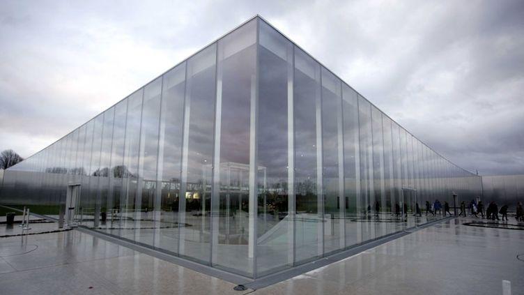 Le Louvre-Lens (Pas-de-Calais)  (Baziz Chibane / SIPA)
