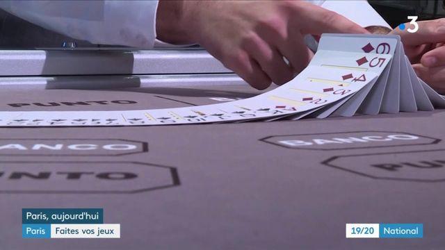 Paris : faites vos jeux
