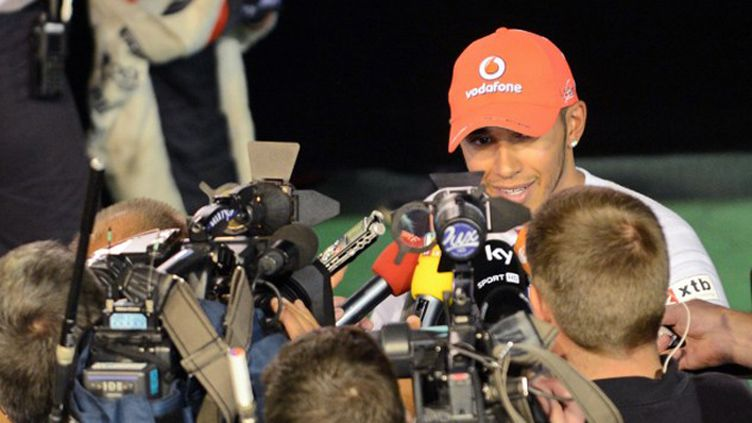 Lewis Hamilton (ROSLAN RAHMAN / AFP)