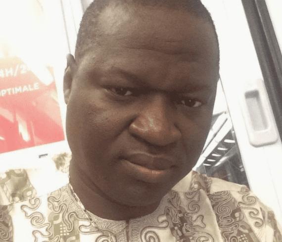 Médard Koudébi est spécialiste de l'hygiène funéraire. Il est aussi président de l'ONG «Bénin Diaspora Assistance», qui se bat pour remettre de l'ordre dans les morgues béninoises. (Capture d'écran/DR)
