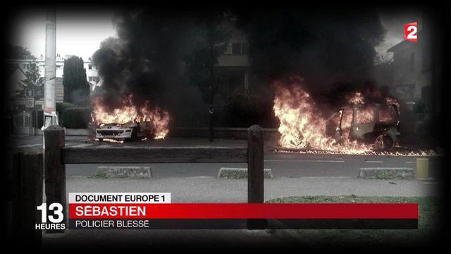 Policiers attaqués à Viry-Châtillon : un rescapé témoigne
