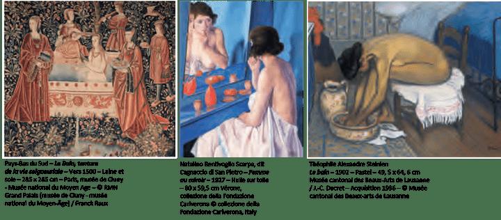 (©collezione della Fondazione Cariverona, Italy - Musée cantonal des Beaux-arts de Lausanne -RMN Grand Palais (musée de Cluny - musée national du Moyen-Âge) / Franck Raux)