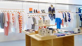Boutique Front de Mode dans le quartier du Vertbois à Paris (FRONT DE MODE 2018)