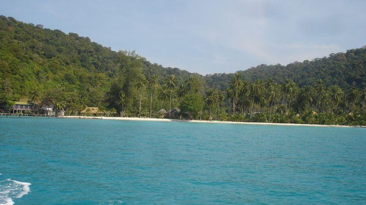 Une plage de Ko Kut (Thaïlande), en2008. (SRY85 / CC BY-SA)
