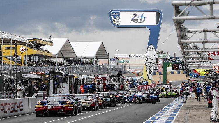 60 voitures étaient au départ des 24 Heures du Mans jusqu'en 2018 (ALEXANDRE GUILLAUMOT / ALEXANDRE GUILLAUMOT)