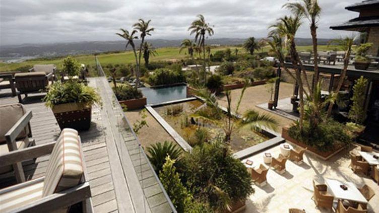 L'hôtel des Bleus en Afrique du Sud