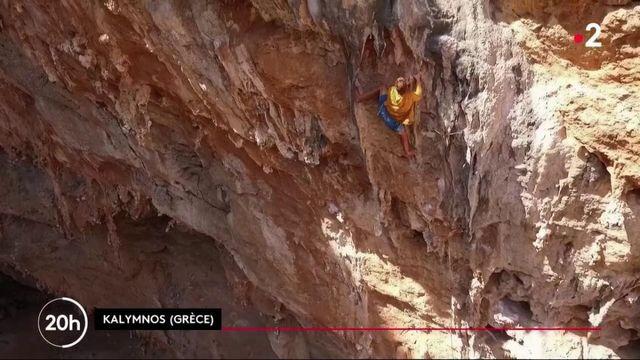 Escalade : Kalymnos, le paradis des grimpeurs