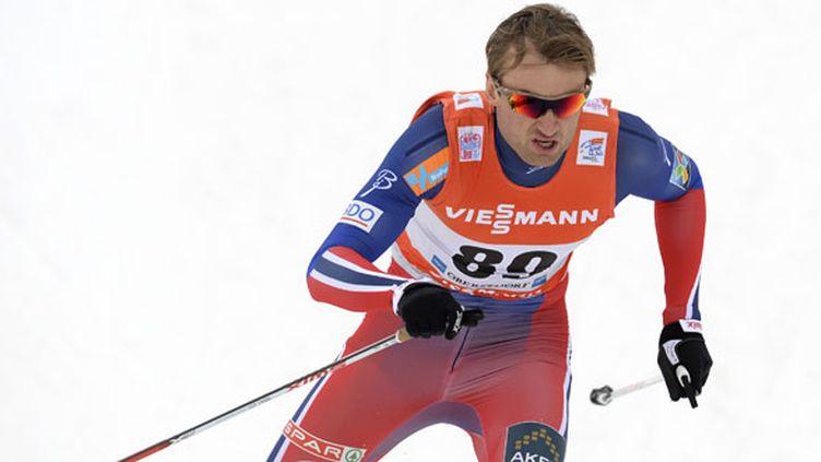 Le skieur norvégien Petter Northug