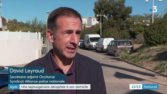 Hérault : une femme septuagénaire décapitée à son domicile dans la commune d'Agde