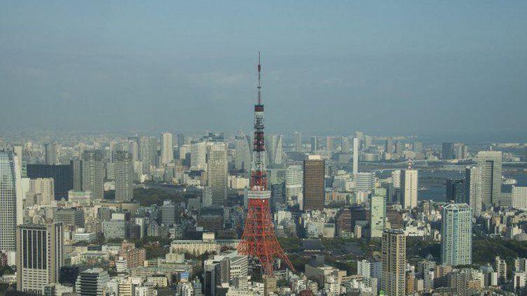 Les technologies parasismiques qui équipent les gratte-ciel nippons sont en perpétuelle évolution. (MICHAEL RUNKEL / ROBERT HARDING PREMIUM / ROBERT HARDING)