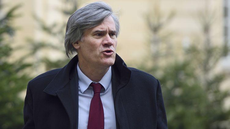 Stéphane Le Foll, le 22 janvier 2015, à Paris. (ERIC FEFERBERG / AFP)