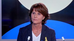 """Le cancer pédiatrique est la première cause de décès chez l'enfant.L'opération """"Septembre en or"""",viseàmettre en avant cette situation, afin que les Français soutiennent davantage la recherche. (CAPTURE ECRAN / FRANCEINFO)"""