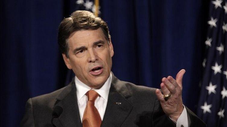 Rick Perry (13/08/2011) (AFP/RICHARD ELLIS)