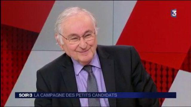 """Présidentielle 2017 : en campagne avec les """"petits"""" candidats"""