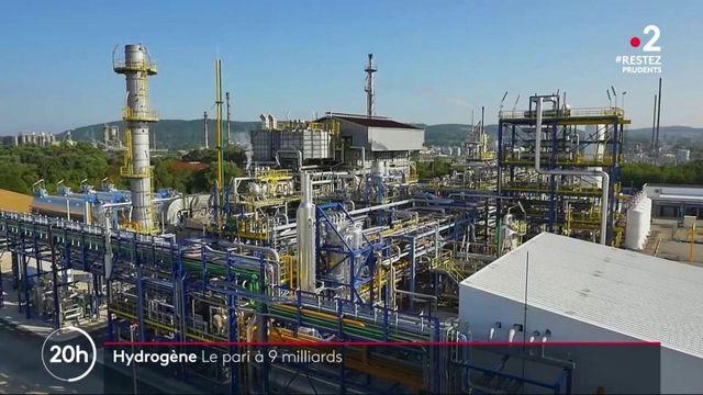 Hydrogène : l'Allemagne va investir 9 milliards d'euros
