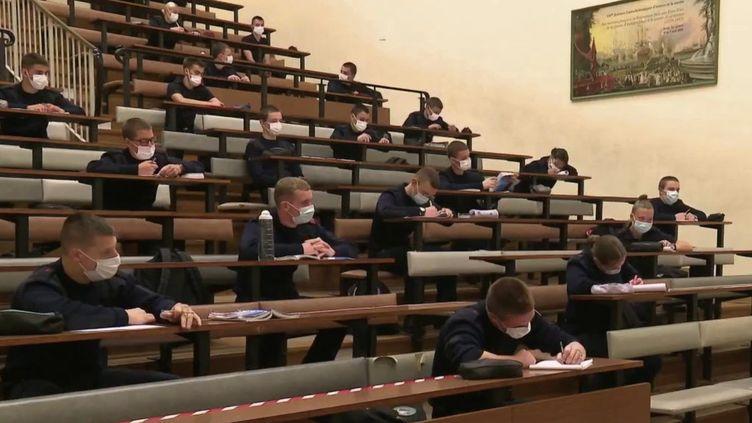L'école des mousses (FRANCE 2)
