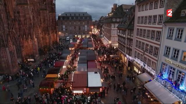 Les règles strictes du marché de Noël de Strasbourg