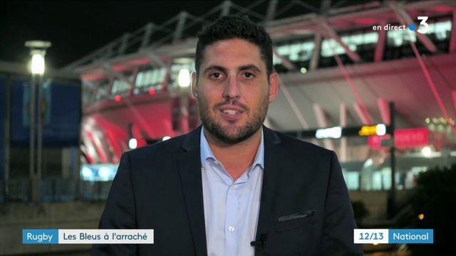 Coupe du monde de Rugby : une première victoire à l'arraché pour les Bleus