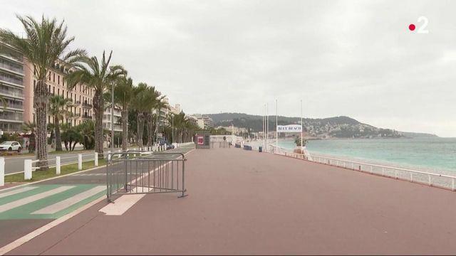 Covid-19 : à Nice, le confinement du week-end est-il efficace ?