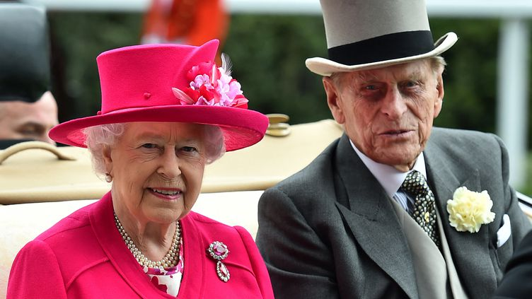 """Pour Philip Turle, """"on reconnaîtra toujours la reine et le duc d'Edimbourg"""". (BEN STANSALL / AFP)"""