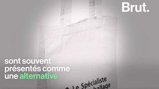 VIDEO. Le sac en toile est-il vraiment écologique ?  (BRUT)