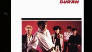 Duran Duran. (CAPTURE D'ÉCRAN FRANCE 3)