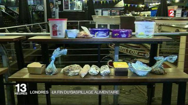Londres : vers la fin du gaspillage alimentaire