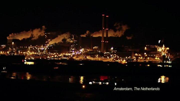 Le port d'Amsterdam - marine marchande  (France 3 / Culturebox / capture d'écran)