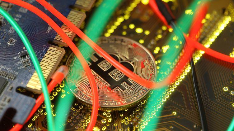 Unjoueur a gagné 40 000 euros de bitcoins en résolvant un puzzle, rapporte le site Motherboard, jeudi 3 février 2017. (DADO RUVIC / REUTERS)