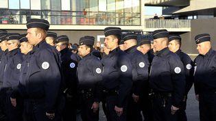 Lille, le 12/12/2011 : Police BAC brigade anti criminalite (MAXPPP)