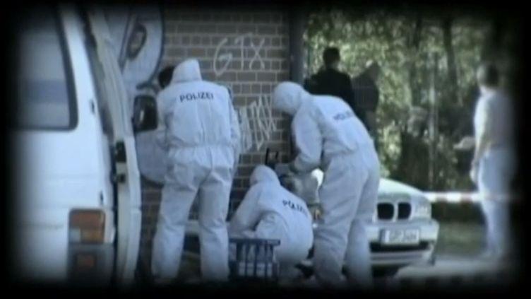 En Allemagne, la police a traqué pendant quinze ans un tueur en série qui n'existait pas. (FRANCE 2 - FRANCETV INFO)