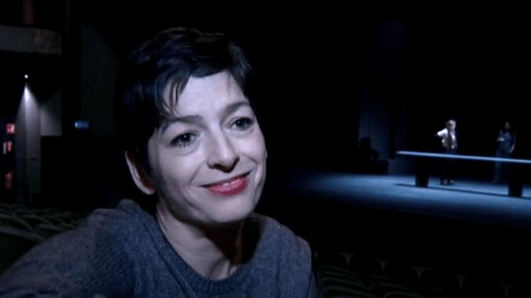 Emmanuelle Laborit, comédienne et metteur en scène  (DR)