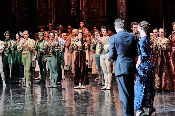 Sae Eun Park nouvelle étoile de l'Opéra de Paris (AGATHE POUPENEY / DIVERGENCE)