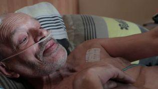 Droit à mourir : l'appel d'Alain Cocq à Emmanuel Macron  (France 2)