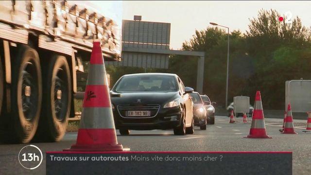 Autoroutes : vers une baisse des tarifs en raison des travaux ?