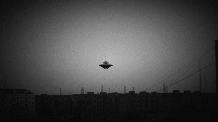 Selon un sondage, plus d'un Américain sur trois en est persuadé : les extraterrestres existent. (WALTER WANG / GETTY IMAGES)