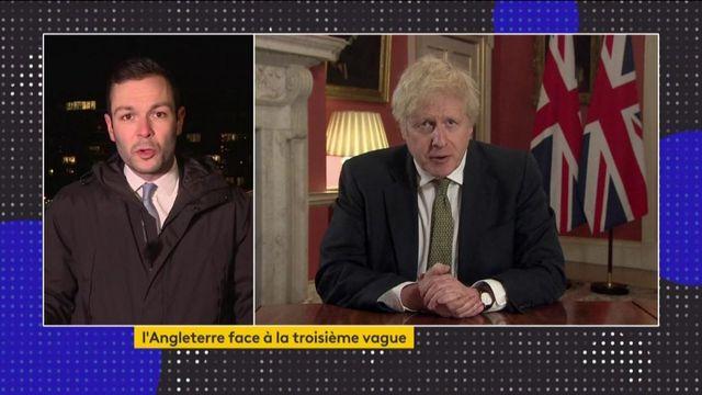 Coronavirus : Boris Johnson annonce le reconfinement de l'Angleterre
