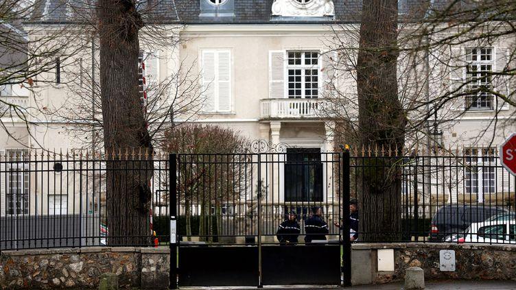 (C'est dans cette maison de retraite de Seine et Marne que les trois lycéennes poursuivies effectuaient leur stage © maxPPP)